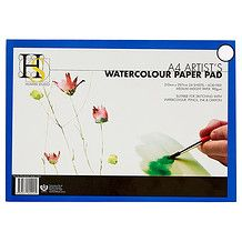 Hunter Studio 24 Page A4 Artist S Watercolour Paper Pad 3 50