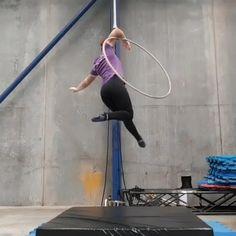 Lyra Aerial, Aerial Hammock, Aerial Acrobatics, Aerial Dance, Aerial Hoop, Aerial Arts, Aerial Silks, Pole Fitness Moves, Aerial Classes