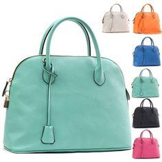 Big size Tote & shoppers saffiano Leather  satchel shoulder travel Bags Handbags