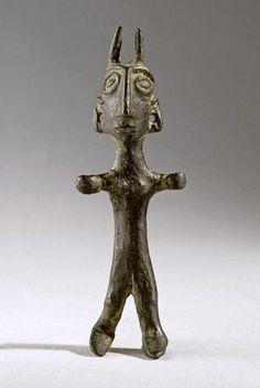 Levantine Bronze Idol | 2500 BC - 1900 BC | Price $6,000.00 | Mesopotamian, Persian | Bronze | Idols, Sculpture | eTiquities by Phoenix Ancient Art
