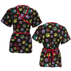 Paws Galore™ Scrub Top at The Animal Rescue Site