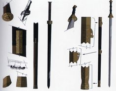 Sokka's space sword! One day I shall get a replica made. One day.