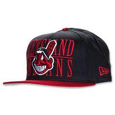 finest selection 6b89e b17d7 New Era Cleveland Indians MLB Snapback Hat Cleveland Indians, Snapback Hats,  Men s Apparel,