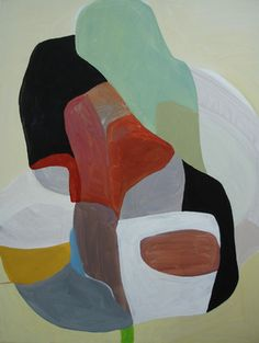 "Saatchi Online Artist Wayne Mok; Painting, ""Daboo #2"" #art #inspiredbypicasso"