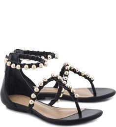 RASTEIRA ROMANTIC PEARLS BLACK