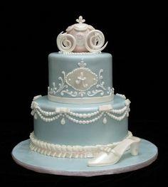 Cinderella Cake.