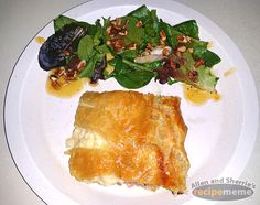 Ham and Cheese Puff Pastry Pie Recipe - Definitely Delicious - Recipe ...