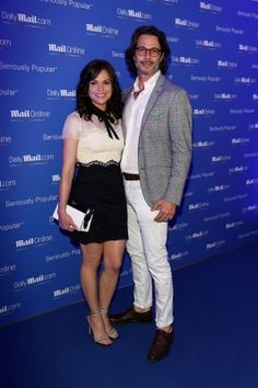Lana Parrilla & Fred Di Blasio Cannes Lion Daily Mail Party June 22nd