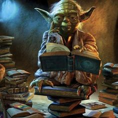 Yoda Fan Art - Browse through all the Star Wars Fan Art you love on the World's First Dedicated Star Wars Artwork Hub. Star Wars Fan Art, Star Wars Film, Star Wars Jedi, Star Trek, Rey Star Wars, Images Star Wars, Star Wars Pictures, Star Wars Personajes, Reading Day