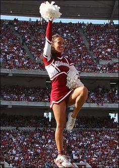 Love Alabama Cheer!