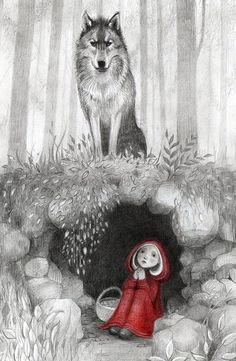 Little Red Riding Hood by Kathy Hare