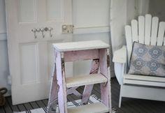 Beach Cottage Furniture and Accessories | how to paint vintage furniture - Beach Decor Blog, Coastal Blog ...