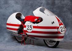 Ducati 125 Bialbero del 1955