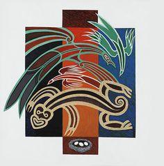 """Tiaki """"Protecting the Nest"""" by Sandy Adsett, Māori artist Abstract Sculpture, Bronze Sculpture, Wood Sculpture, Maori Designs, New Zealand Art, Nz Art, Maori Art, Ice Sculptures, Native Art"""