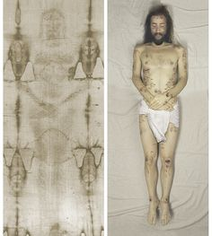 The Shroud of Turin is allegedly the burial shroud of Jesus Christ, which bears the image of a crucified man. Despite many scientific investigations, no explenation excists on how the image could have been imprented on the cloth. No attempts to replicate the image have been succesful. Tests date the fabric back to the Middle Ages, but it's existence has been known since at least the 4th century, and pollen and weave testing put in the time of Jesus.