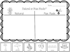 free printable living and non living worksheets