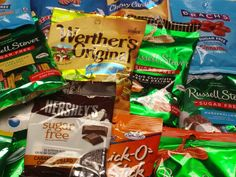 CANDY SUBSCRIPTION BOX , GOURMET BRITTLE CANDY