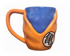 Dragon Ball Z - Official 3D mug - TOEI ANIMATION