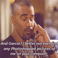 criminal minds garcia quotes - Google Search | via Tumblr