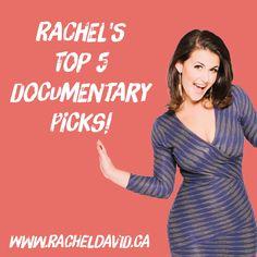 Top 5 Documentary Picks! Documentary, David, Entertainment, How To Make, Tops, Entertaining