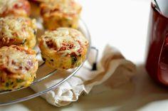Appetizer - Pizza Muffins