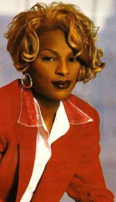 11 Mary J Blige Hairstyles Ideas Mary J Hair Styles Mary