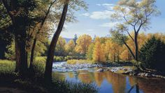 Interior Place - Small When Summer Turns Autumn Wall Mural, $140.39 (http://www.interiorplace.com/small-when-summer-turns-autumn-wall-mural/)