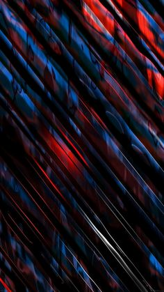 Dark Fluid Stripes. Tap to see more Abstract iPhone Wallpapers. @mobile9 #abstract  #backgrounds