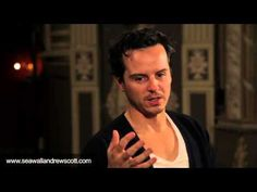 Andrew Scott Interview with Simon Stephens - Sea Wall Film Part 6 - YouTube