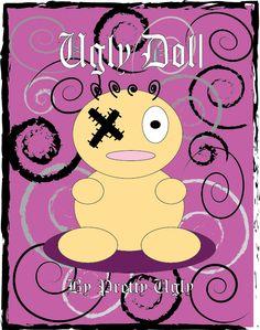 Ugly Doll o_0