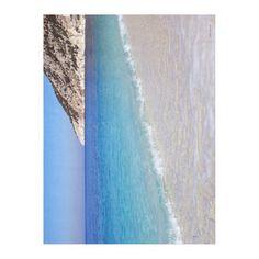 Myrtos – Kefalonia Fleece Blanket