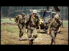 Ballad of the Green Berets Lyrics with Vietnam Pictures - YouTube