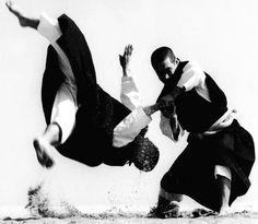 The History of Fighting: Photo Aikido, Jiu Jitsu, Warrior Spirit, Martial Artists, Action Poses, Environmental Art, Judo, Taekwondo, Pose Reference