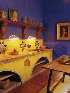 kitchen wall?