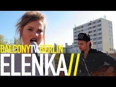 ELENKA bei BalconyTVBerlin    https://www.balconytv.com/berlin https://www.facebook.com/BalconyTVBerlin
