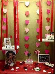 Perfect Office Interior Design · Valentines Day Decoration