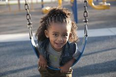 When I provided respite foster care for my best friend's foster children, I was completely intimidated by the upkeep of their black hairstyles. Find…