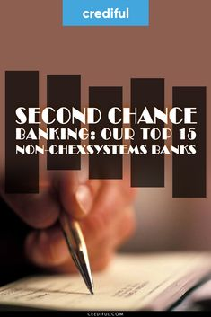 A free up-to-date list of the best Second Chance & No ChexSystems banks that offer checking and savings accounts and much more. Check out our top 15 picks. Ways To Save Money, Money Saving Tips, How To Make Money, Best Bank, Second Chances, Budgeting Finances, Financial Institutions, Finance Tips, Money Management