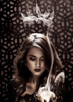 Summer Bishil as Margo Hanson in The Magicians (SyFy Fantasy Kunst, Fantasy Art, Story Inspiration, Character Inspiration, Summer Bishil, The Magicians Syfy, The Magicians Margo, Fantasy Characters, Picsart