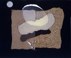 Thumb, Beach, Moon and Decaying Bird 1928 Salvador Dali