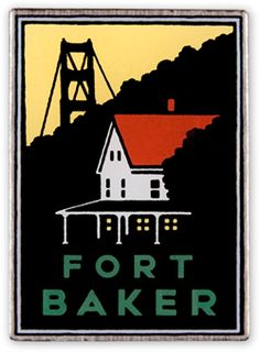 Fort Baker is one of the components of California's Golden Gate National Recreation Area. It was previously named the Lime Point Military Reservation. It was renamed in 1897. The military history of the area that is now Fort Baker began in 1850 when President Millard Fillmore created The Lime Point Military Reservation, for coastal defense positions and logistic support facilities, on the north side of the Golden Gate, across from Fort Point.