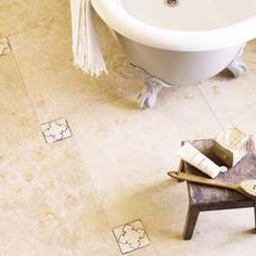Antiqued - Medici Limestone - Wall & Floor Tiles | Fired Earth