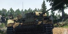 War Thunder Rolls Out Ground Forces Open Beta - Everything I know about tanks, I learned from Brendan. My understanding is that tanks are big and made of metal and that some people like them quite a lot. So huzzah! After being