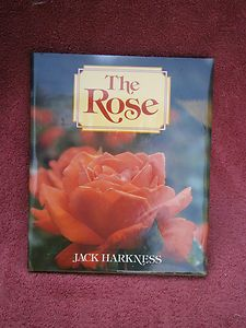 THE ROSE BY JACK HARKNESS  I looked this up and it's a real book! I AM OFFICIALLY TERRIFIED>>WHOAA