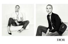 Photographs by Brigitte Lacombe/Courtesy of Dior.