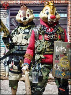 Post Apocalyptic Costume, Post Apocalyptic Art, Arte Cyberpunk, Character Concept, Character Art, Character Design, Foto Fantasy, Fantasy Art, Toy Art