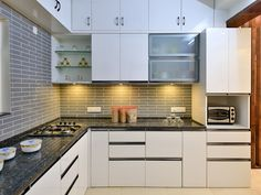 Kitchen Cabinets India, Kitchen Cabinet Remodel, Kitchen Cabinet Colors, Kitchen Room Design, Modern Kitchen Design, Interior Design Kitchen, Kitchen Designs, Kitchen Ideas, Kitchen Modular