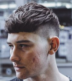 Thomas Shelby Hairstyle Hair cut 2016