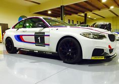 BMW Motorsport evaluating the BMW M235i Racing Car in the US - http://www.bmwblog.com/2015/05/01/bmw-motorsport-evaluating-the-bmw-m235i-racing-car-in-the-us/