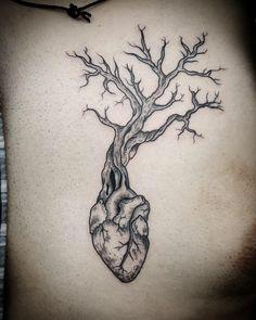 El corazón siempre es la raíz de las amistades que fungen como ramas en el árbol de nuestras vidas